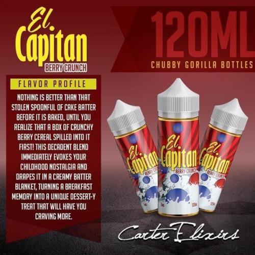 Жидкость Carter Elixirs - El Capitan