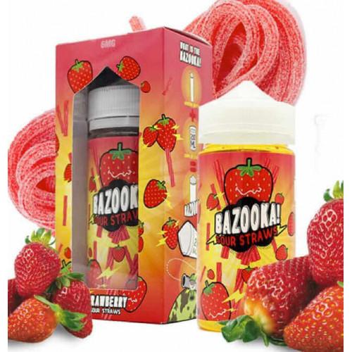 Жидкость Bazooka Sour Straws 200 мл.