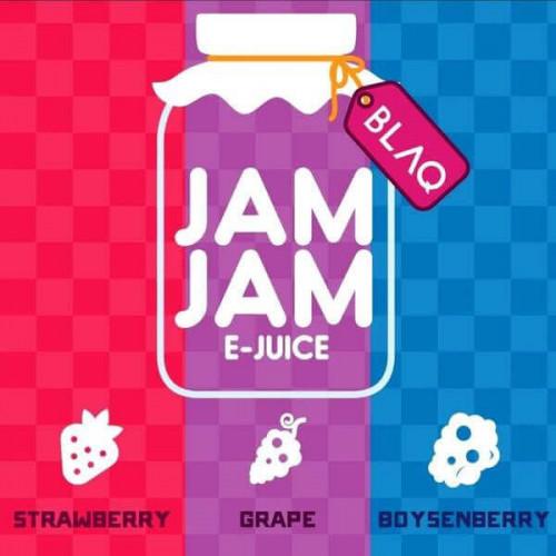 Жидкость Jam Jam - Strawberry
