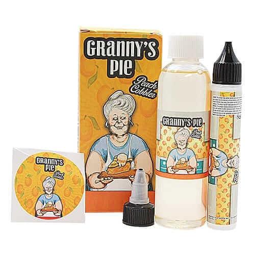 Премиум жидкость Granny`s Pie e-liquid