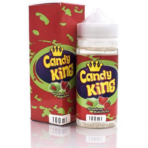 Жидкость Candy King - Strawberry Watermelon