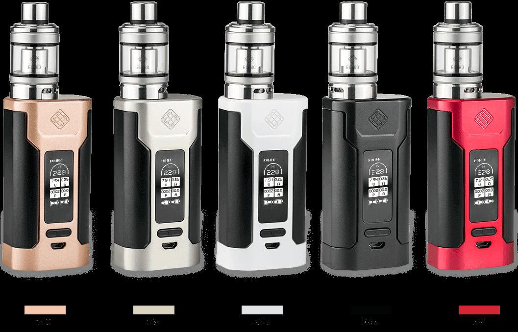 Электронная сигарета Predator Kit Обзор
