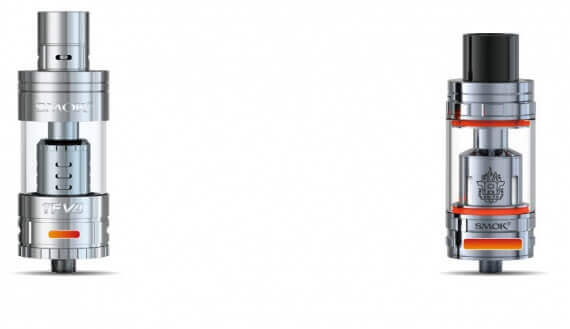 Смок ТФВ 8, сравнение