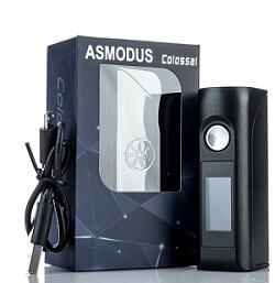 купить asmodus colossal 80w в киеве: лучшая цена и отзывы на моды 30
