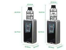 купить eleaf tessera 150w with ello ts kit в киеве: лучшая цена и отзывы на электронные сигареты 17