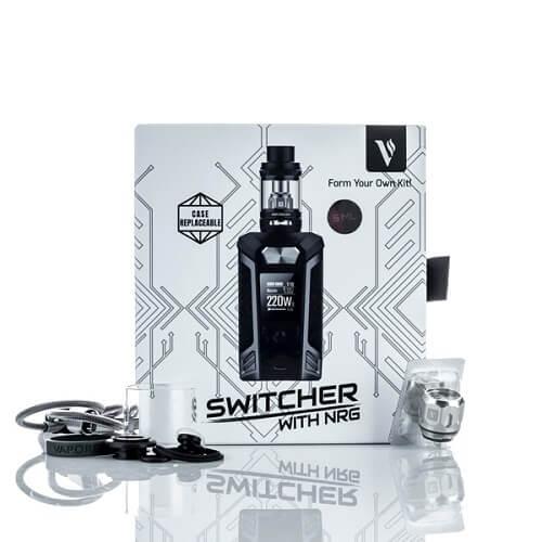 купить vaporesso switcher 220w tc kit в киеве: лучшая цена и отзывы на электронные сигареты 30