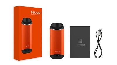 купить vaporesso nexus kit 650 мач в киеве: лучшая цена и отзывы на pod - системы 8
