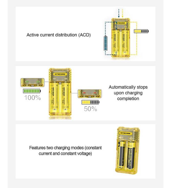 купить зарядное устройство nitecore q2 в киеве: лучшая цена и отзывы на комплектующие 8
