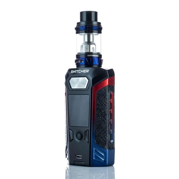 купить vaporesso switcher 220w tc kit в киеве: лучшая цена и отзывы на электронные сигареты 28