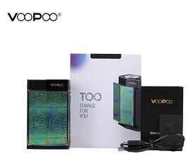 купить voopoo too 180w tc gene chip в киеве: лучшая цена и отзывы на моды 26